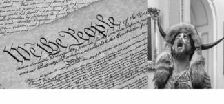 Så visar den amerikanska konstitutionen sin styrka