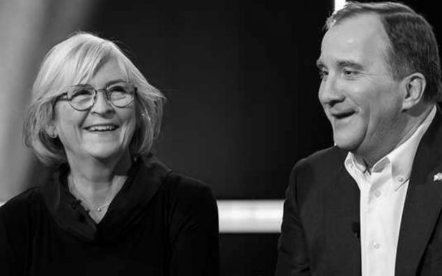 Vem är egentligen Ulla Löfven?