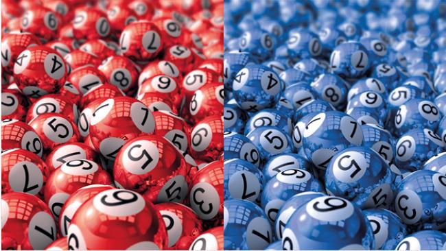 Både US Powerball och Mega Millions jackpottar är över 600 miljoner $