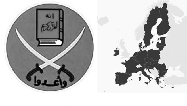 Saudiarabien varnar Europa för Muslimska brödraskapet