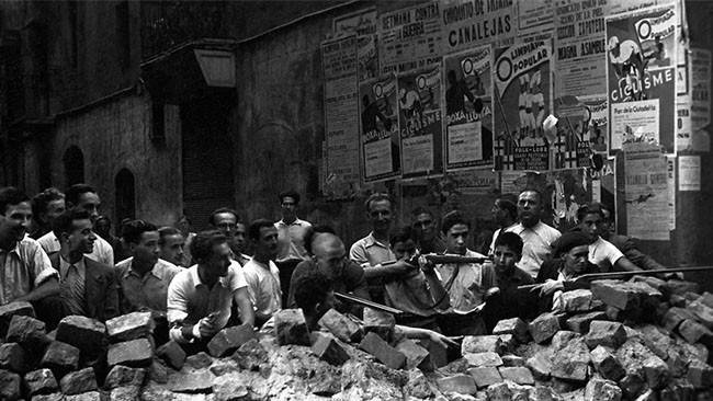 George Orwell: Sanningen om Spanien