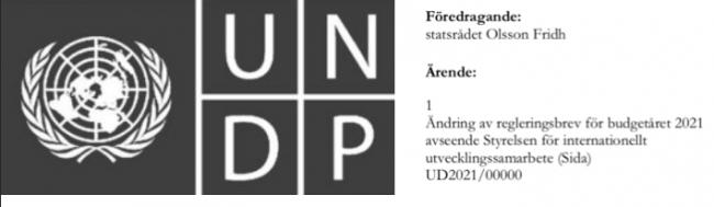 """Granskning av UNDP:s klimatarbete: Begreppen """"klimat"""" och """"korruption"""" visar stora överlapp"""