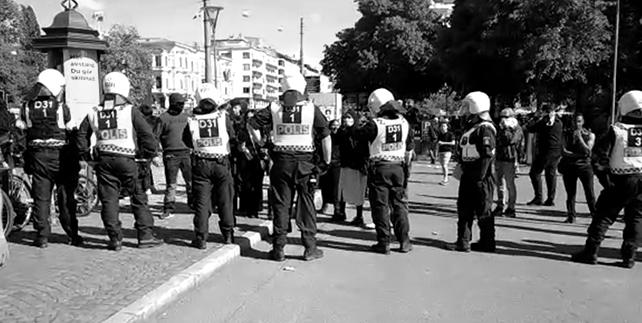 Yttrandefriheten omfattar även poliser - men med omdöme och eftertanke