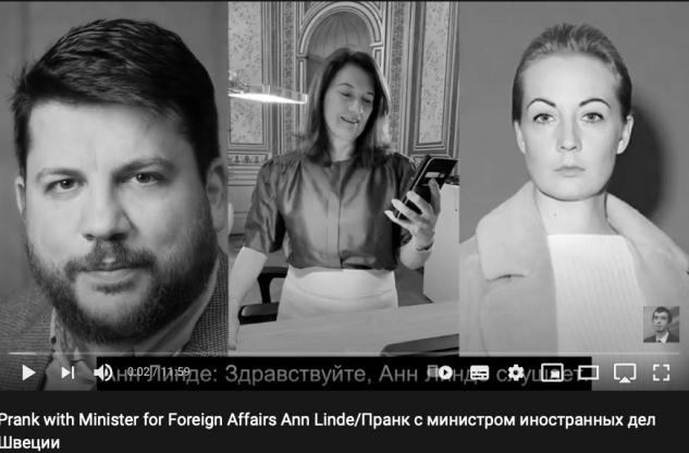 Så blev Sverige Kremls och Vladimir Putins nyttiga idioter
