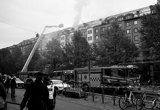 Bombdådet i Göteborg: Verkligheten stämmer inte med kartan