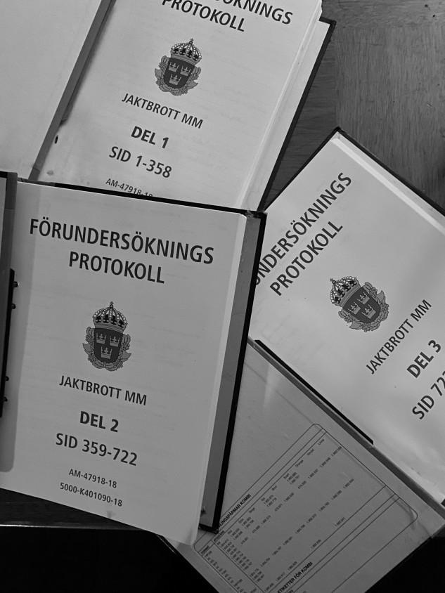 Västmanlandsfallet: De vanställda samtalsutskrifterna